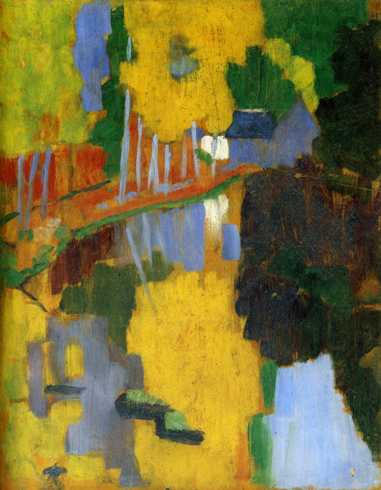 Paul Sérusier. Talisman