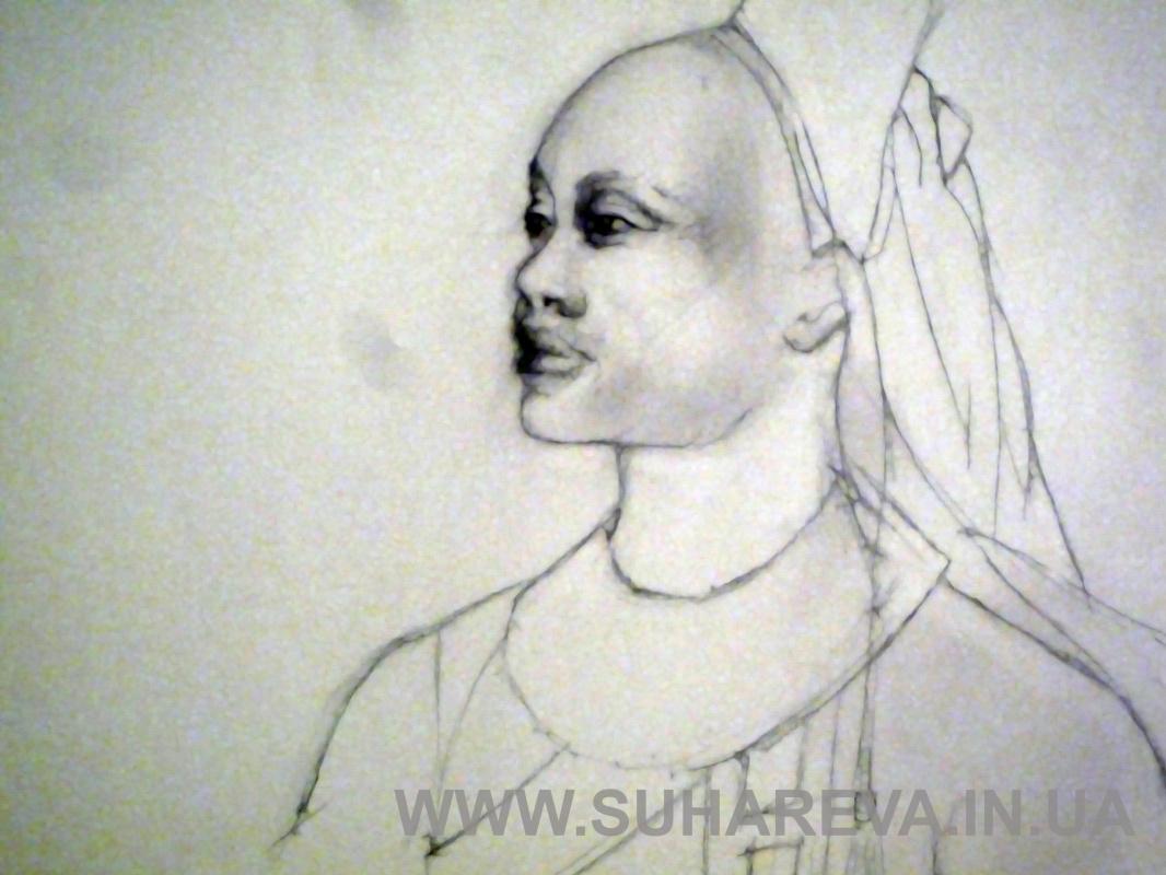 Tatyana Sukharev. China