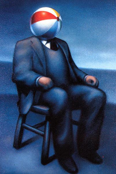 Билл Брюнинг. Мужчина без головы