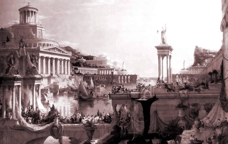 Thomas Cole. Empire