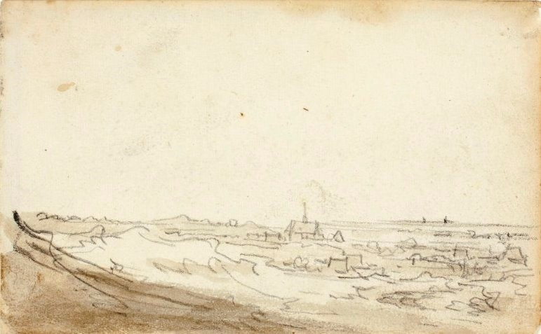 Jan van Goyen. Panorama
