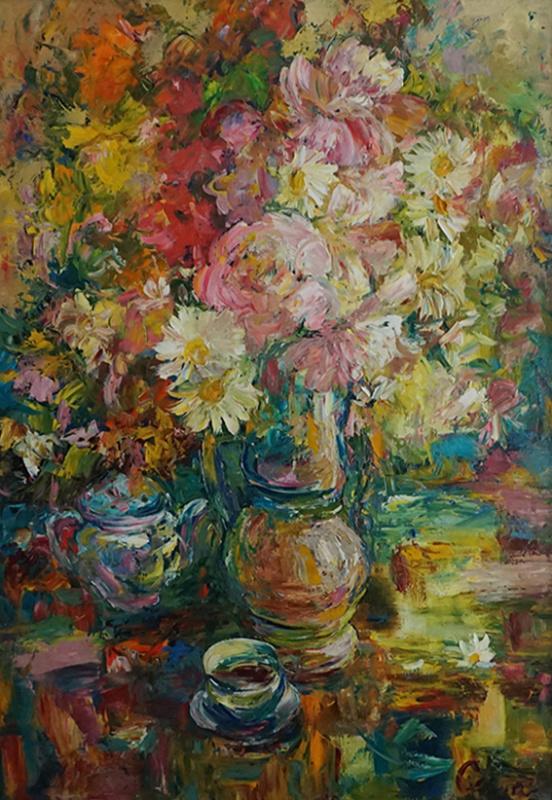 Valerij Ivanovich Sosna. Bouquet