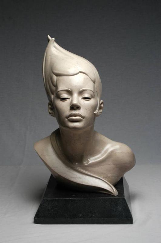 Филипп Фаро. Портретная скульптура 20