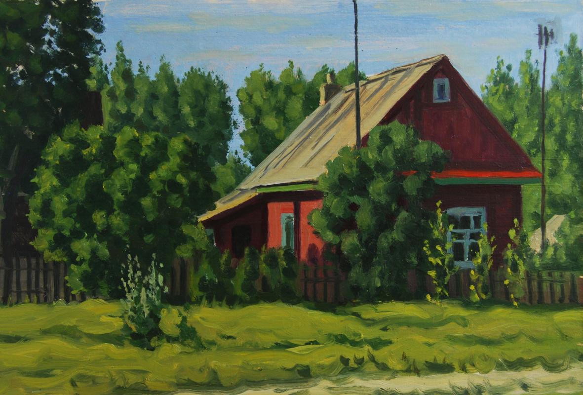 Valery Dmitrievich Rudenko. Etude