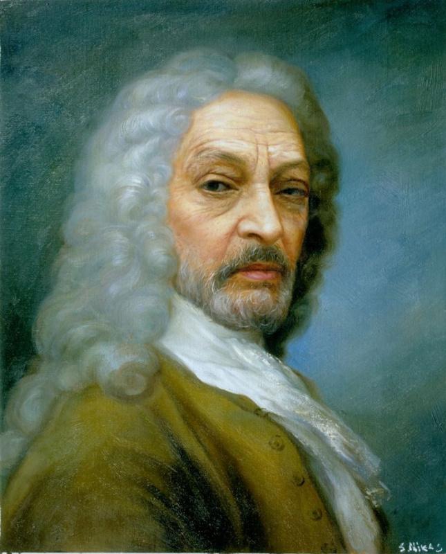 Портрет Михаила Казакова