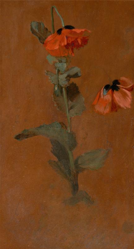 John Constable. Maquis. Sketch