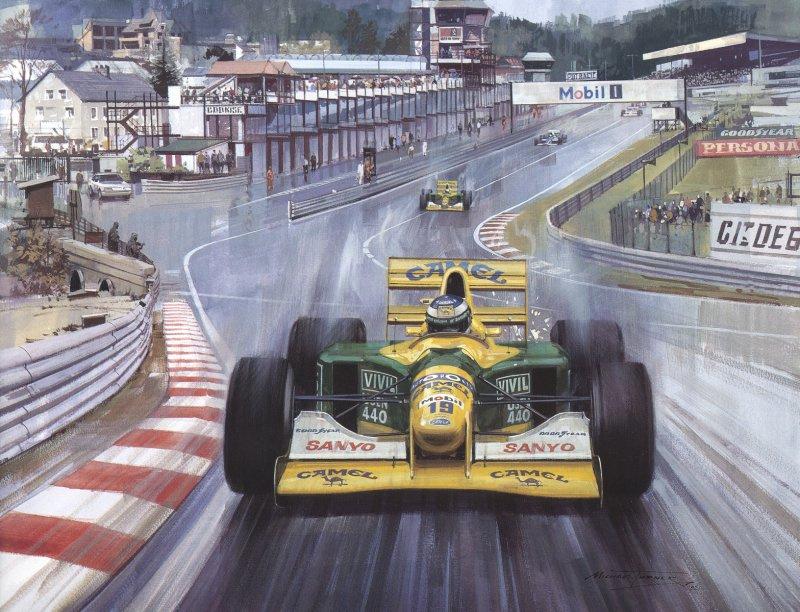 Roy Rob. Schumacher