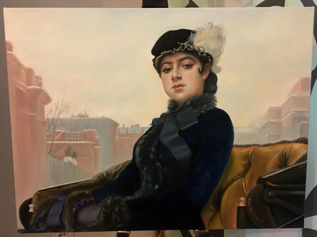 Rimma Golovin. Unknown