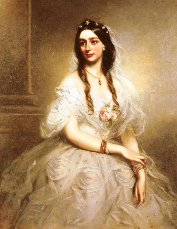 Портрет миссис Стоутон