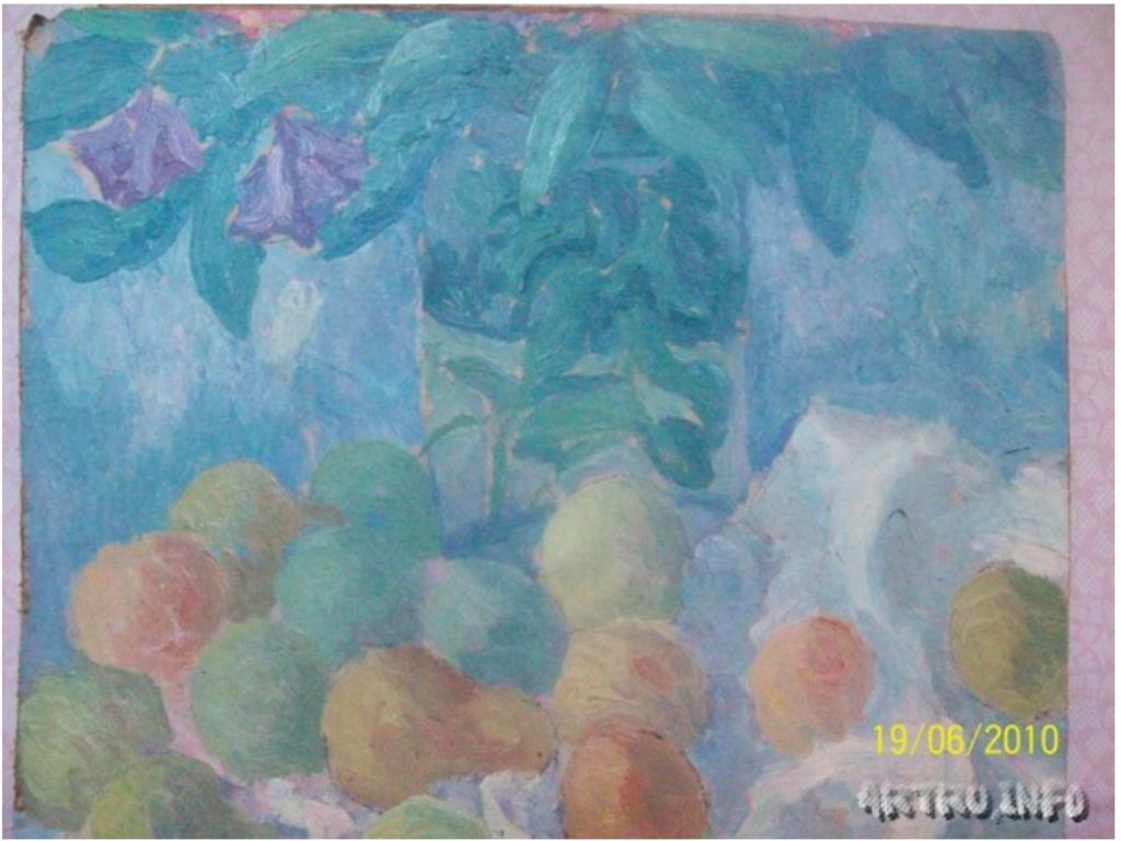 Eugene Nikolayevich Goryunov. The play of colors.