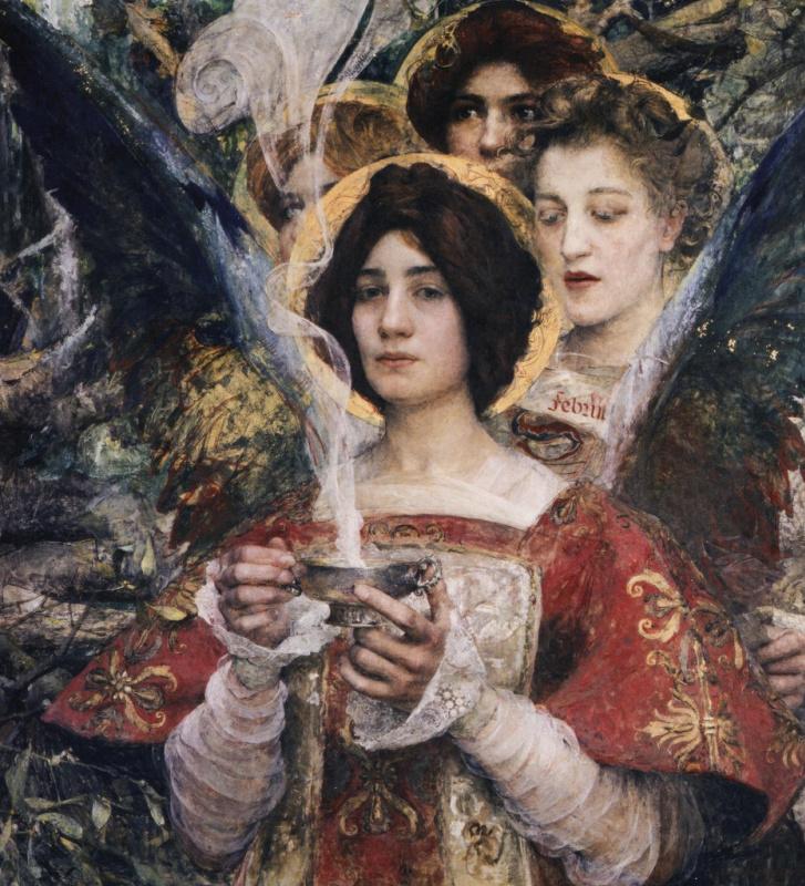 Эдгар Максанс. «Концерт ангелов»
