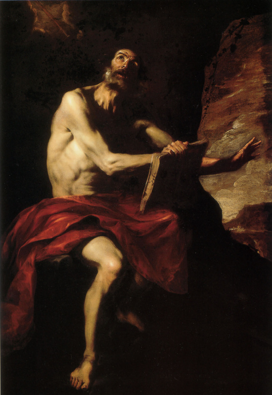 Бернардо Кавалино. Святой Иероним