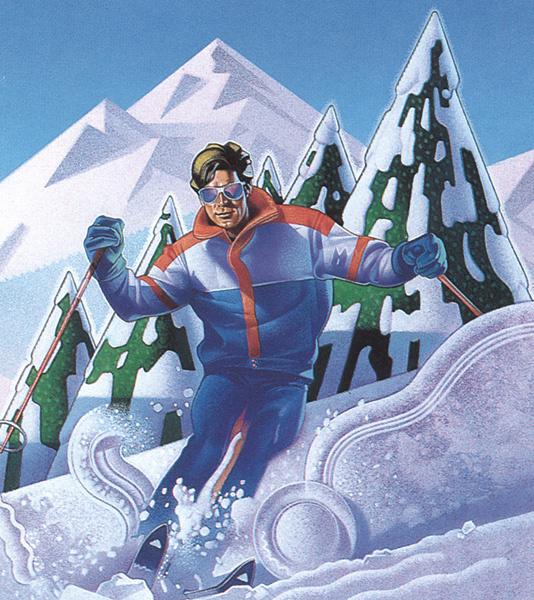 Роберт Родригес. Зимой в горах