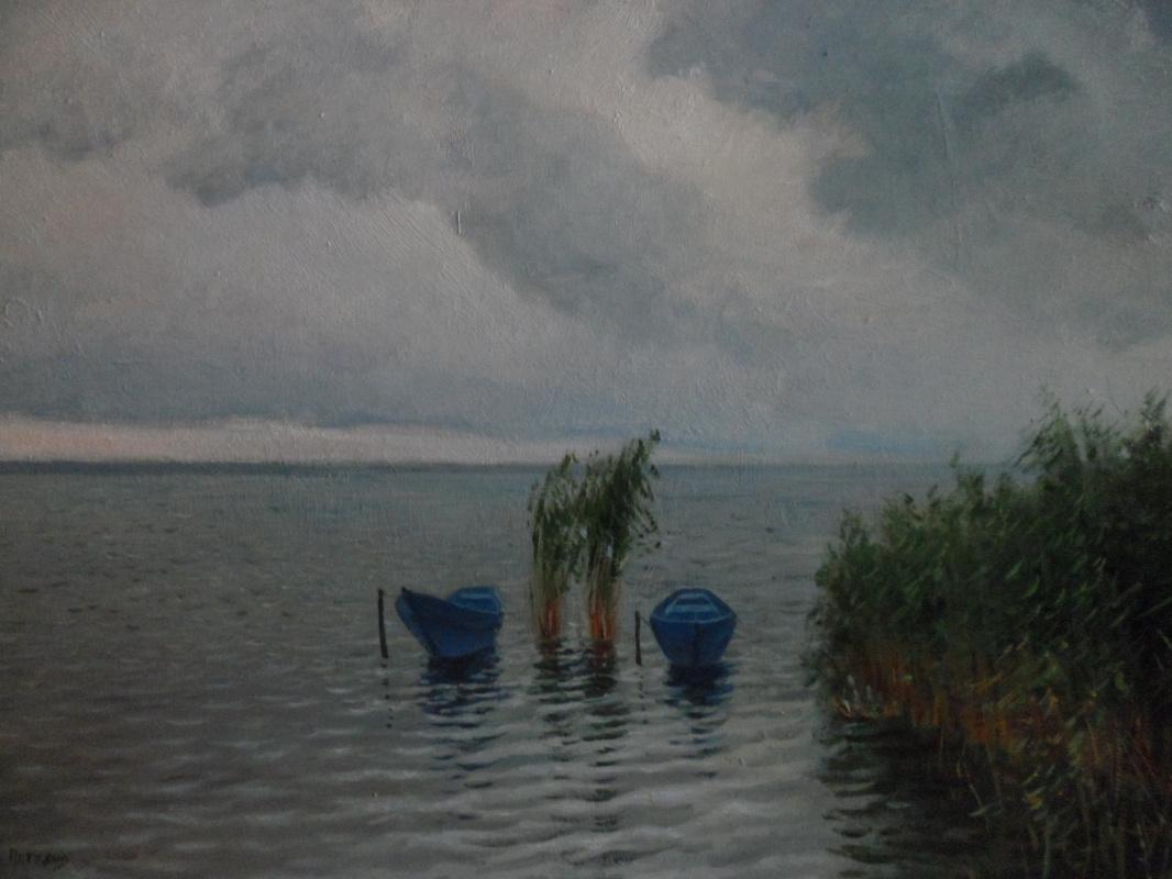 Alexander valerevich cocks. Plescheevo lake