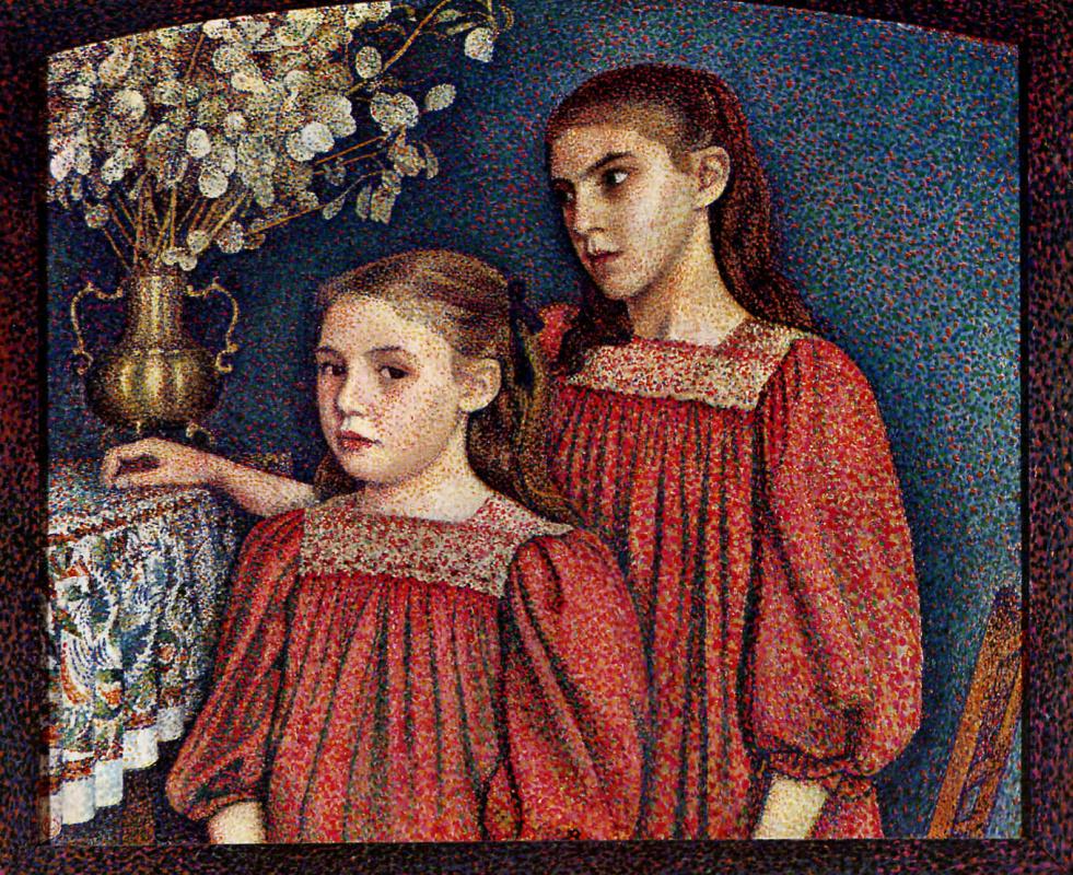 Жорж Леммен. Две сестры