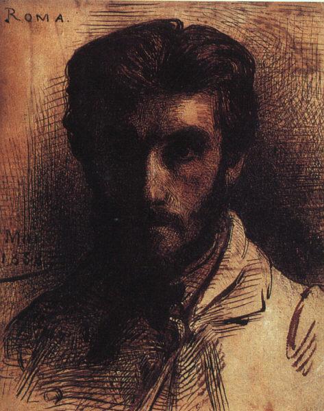 Леон Жозеф Флорантен Бонна. Мужчина