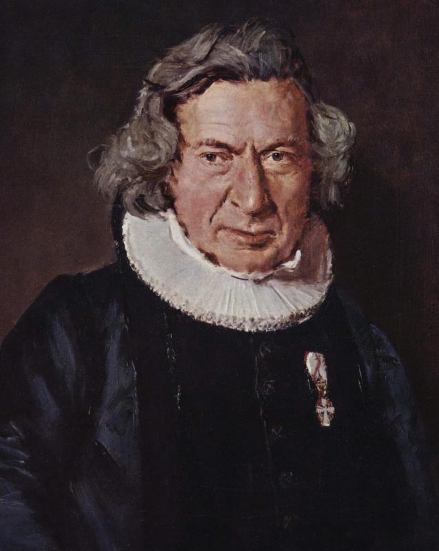 Портрет д-ра А. Г. Рудельбаха