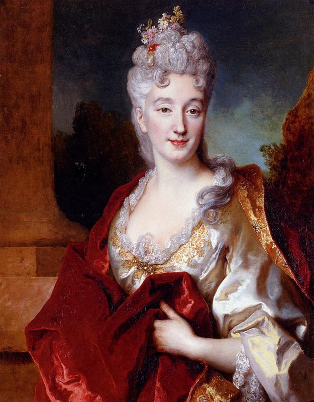 Никола де Ларджильер. Красота