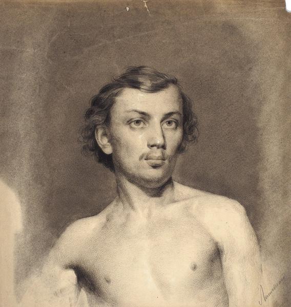Alexander Dmitrievich Litovchenko. Model.