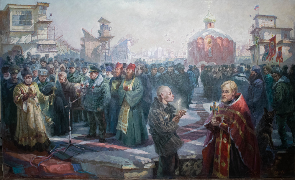 Alexey Alekseevich Drilev. Confession, or the ways of the Lord are inscrutable