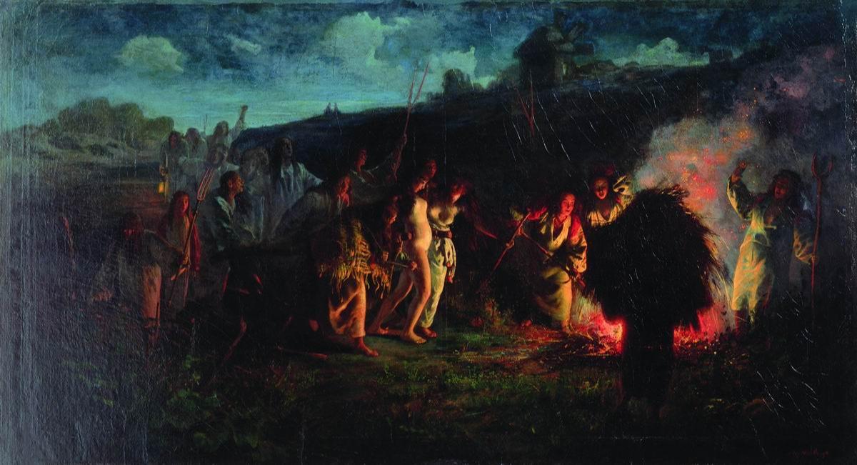 Grigory Grigorievich Myasoedov. Wadding State Russian Museum, St. Petersburg
