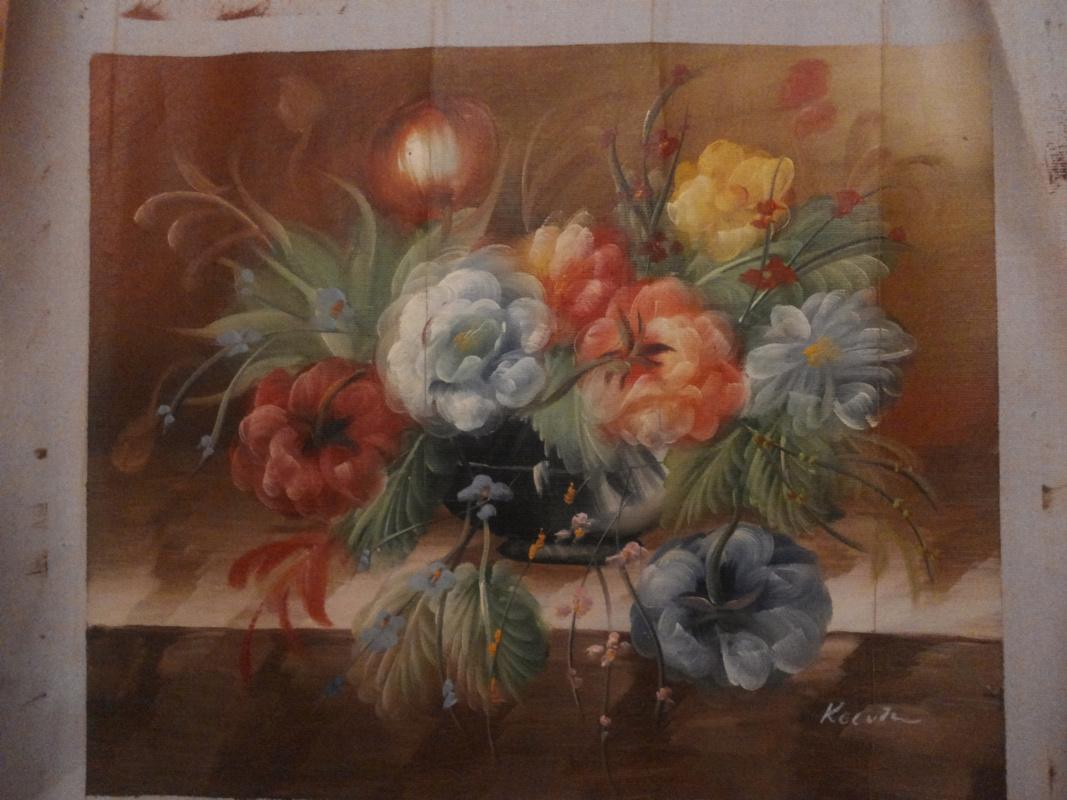 Joe Quesada. Flowers