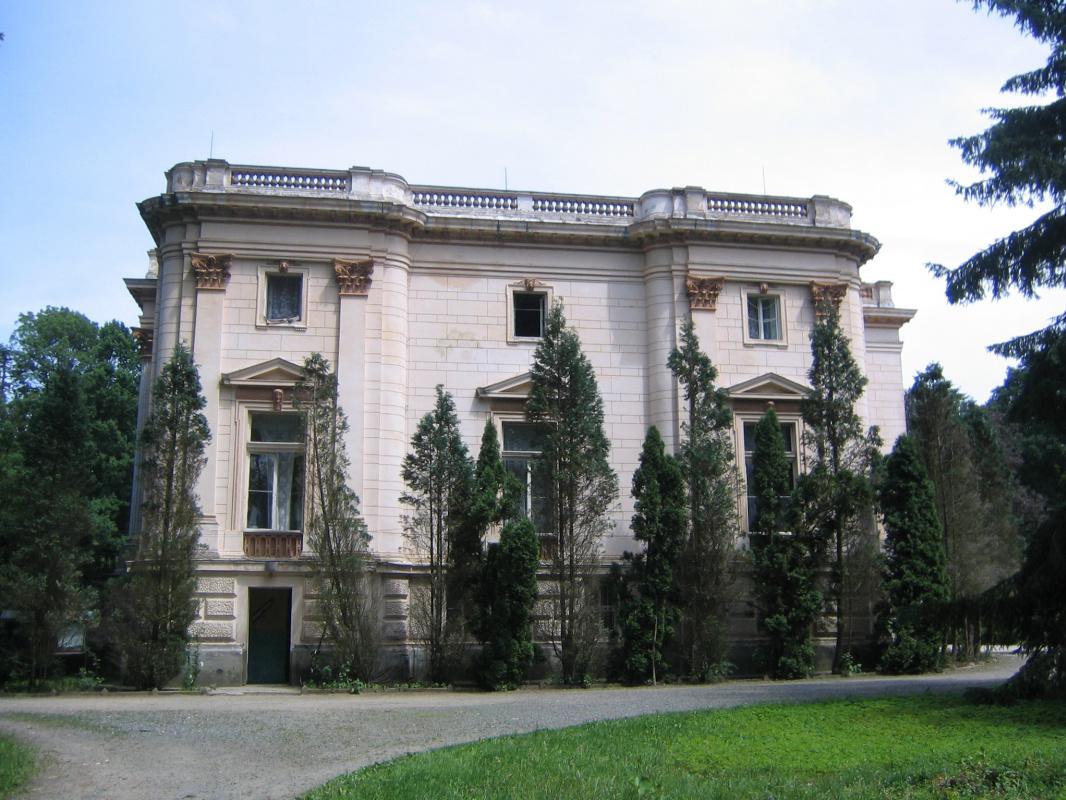 Otto Koloman Wagner. Mochioni Castle, Romania