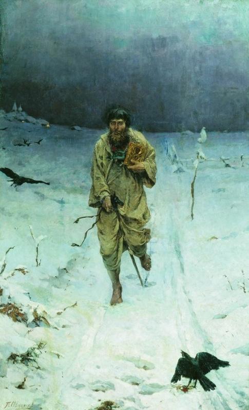 Pavel Alexandrovich Svedomsky. A God's Fool