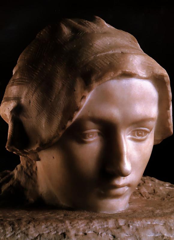 Auguste Rodin. The idea