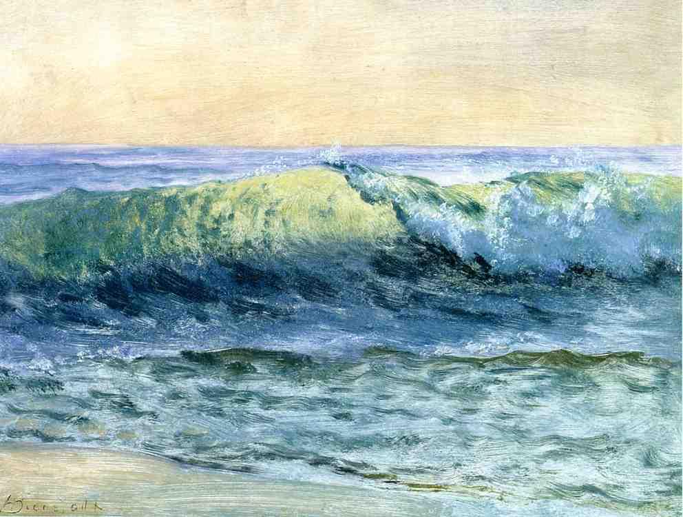 Альберт Бирштадт. Волна
