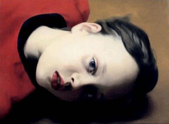 Gerhard Richter. Betty 1977
