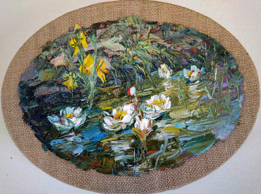 Andrei Ivanovich Boravik. Summer studies - 1