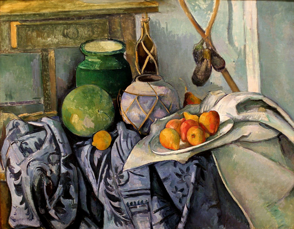 the early life and times of painter paul cezanne An illustrated in-depth biography of henri matisse home since his early fauve masterpiece joy of life of henri matisse henri matisse's grandson, paul.