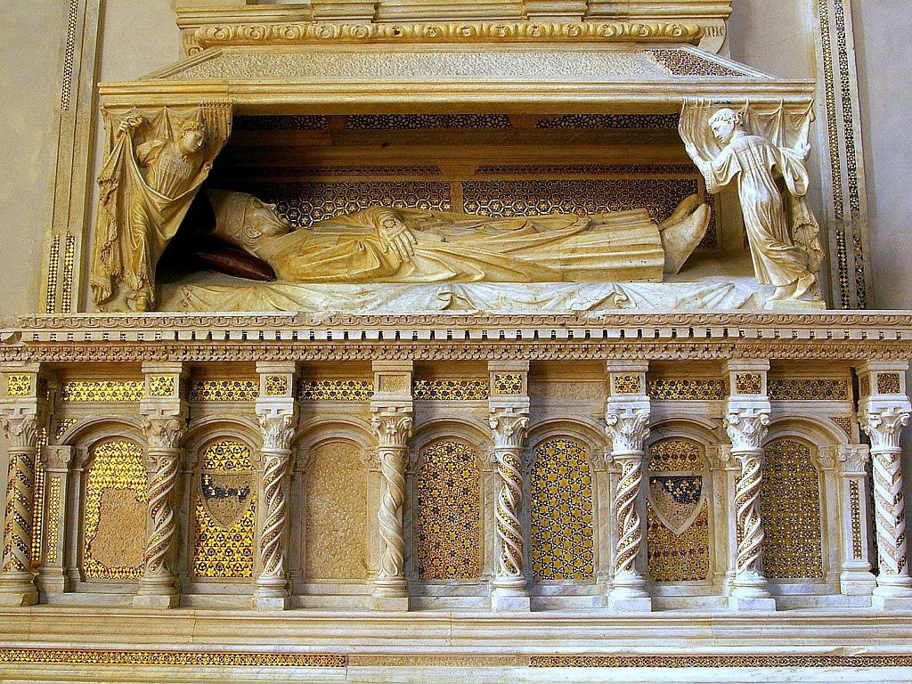 Tomb of Cardinal de Braye