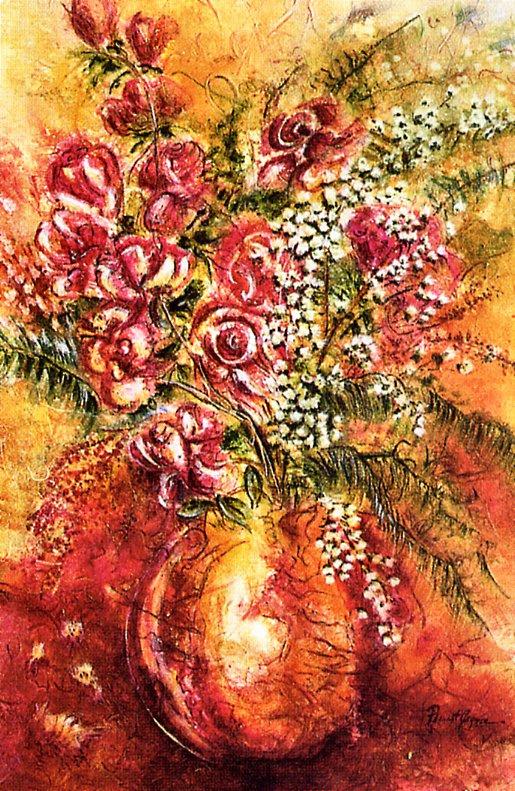 Gagnon Pierre Larose. Roses for you