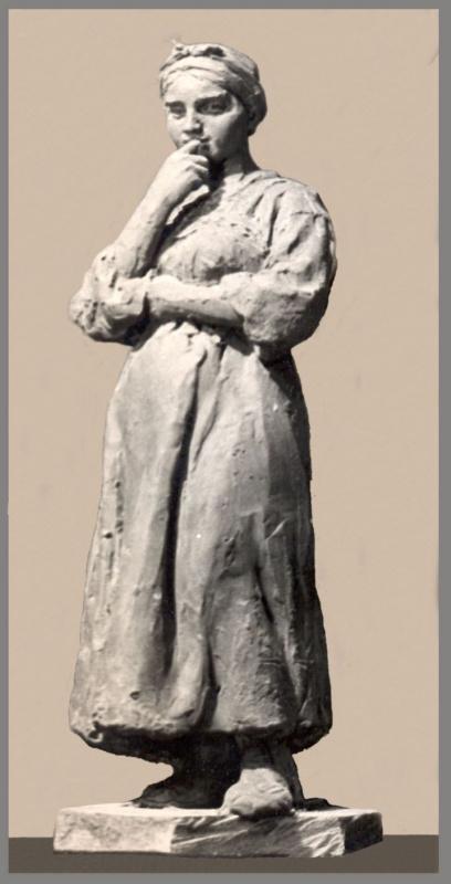 Мария Васильевна Прокофьева. Крестьянка