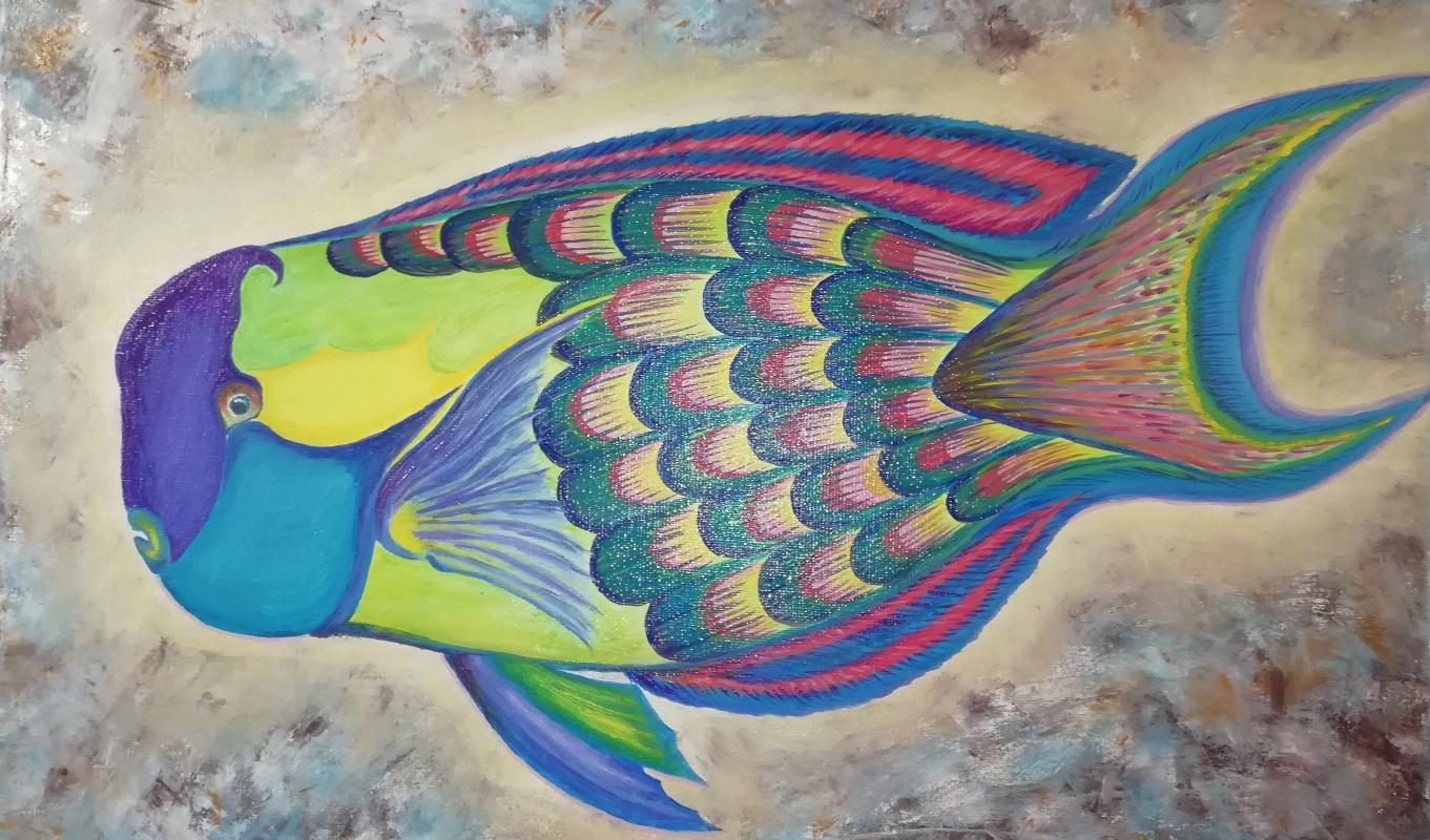 Rodina. Fish of happiness