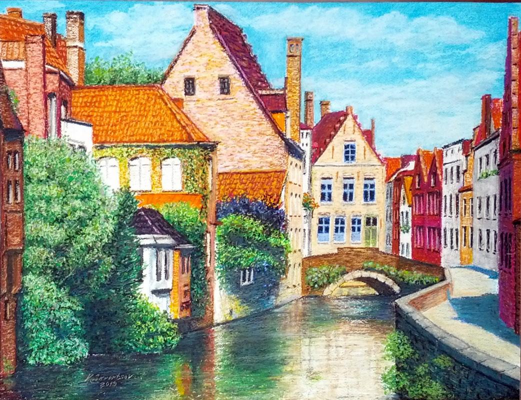 Vladimir Skvortsov. Brugge