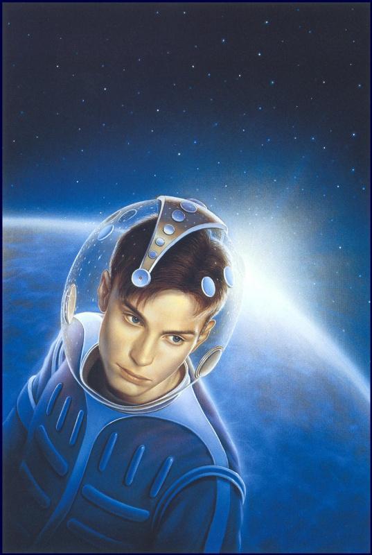 Тим Обриан. Киборг с Земли