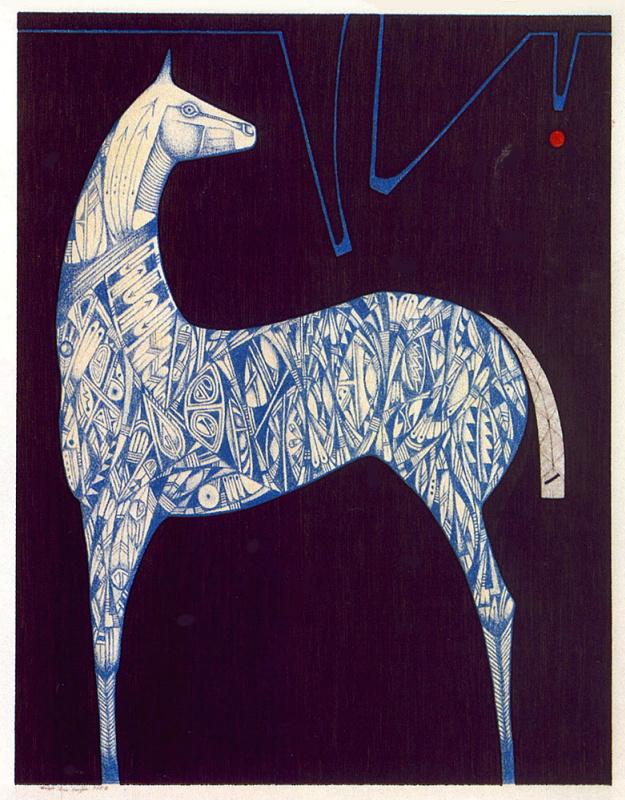 Гас Найффен. Военный конь