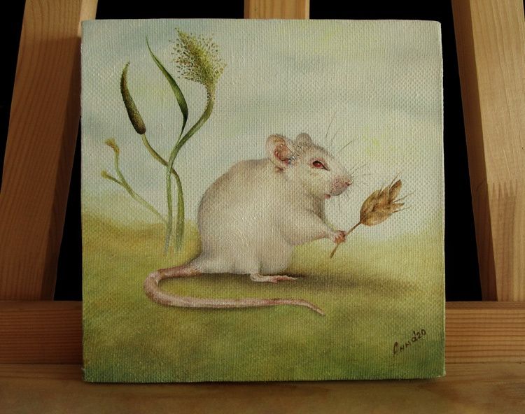 "Anna Komovich. ""Mouse"""