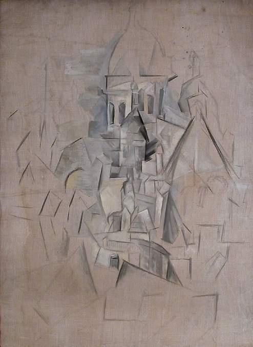 Пабло Пикассо. Сакре-Кёр