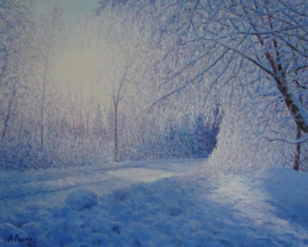 Andrew Lumez. Snowfall