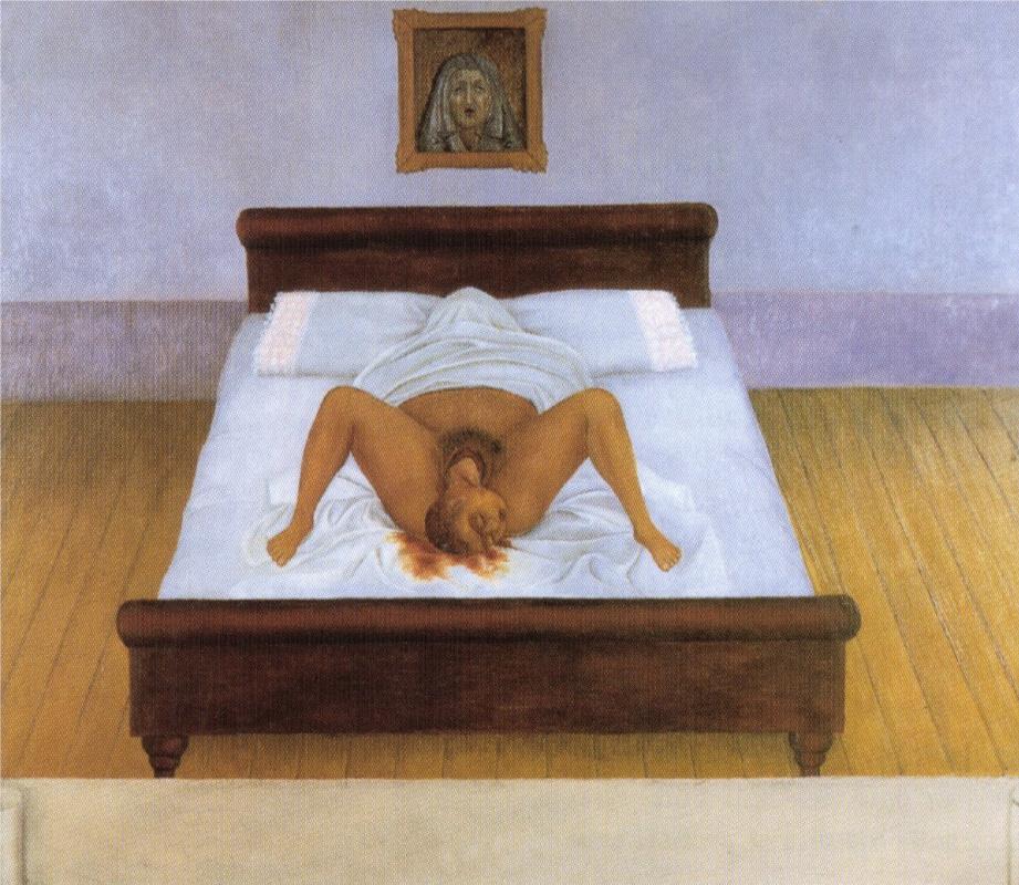 Фрида Кало. Моё рождение