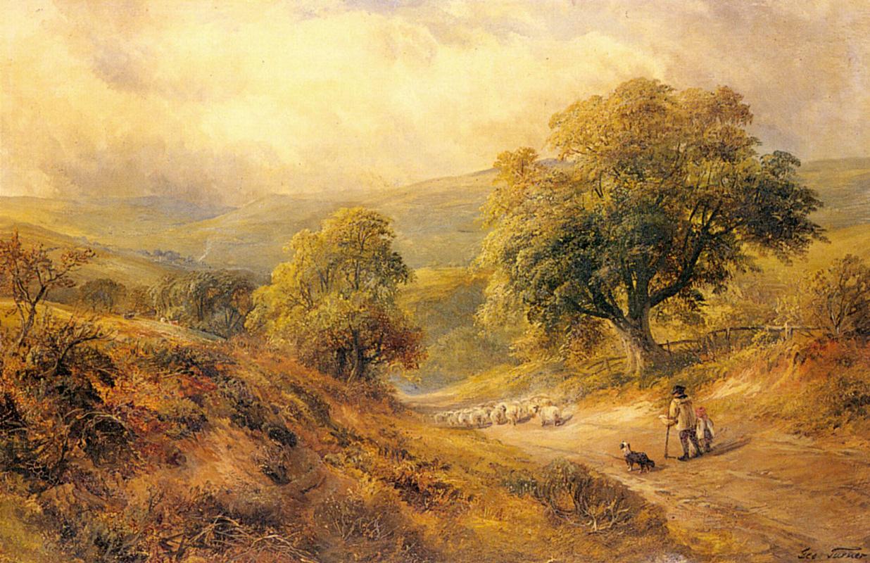 George Turner. Derbyshire