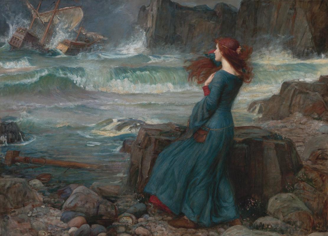 Miranda and the tempest