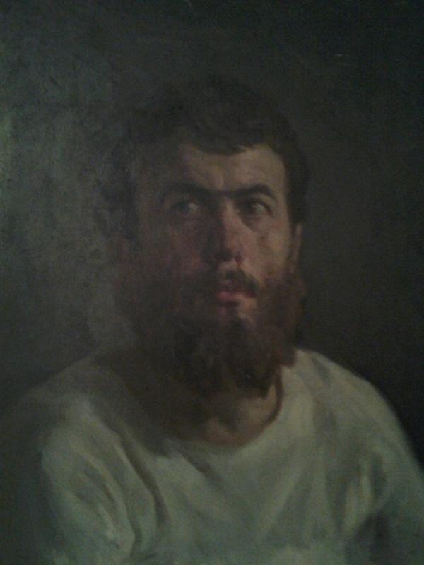 Алексей Иванович Тимофеев. Портрет мужчины