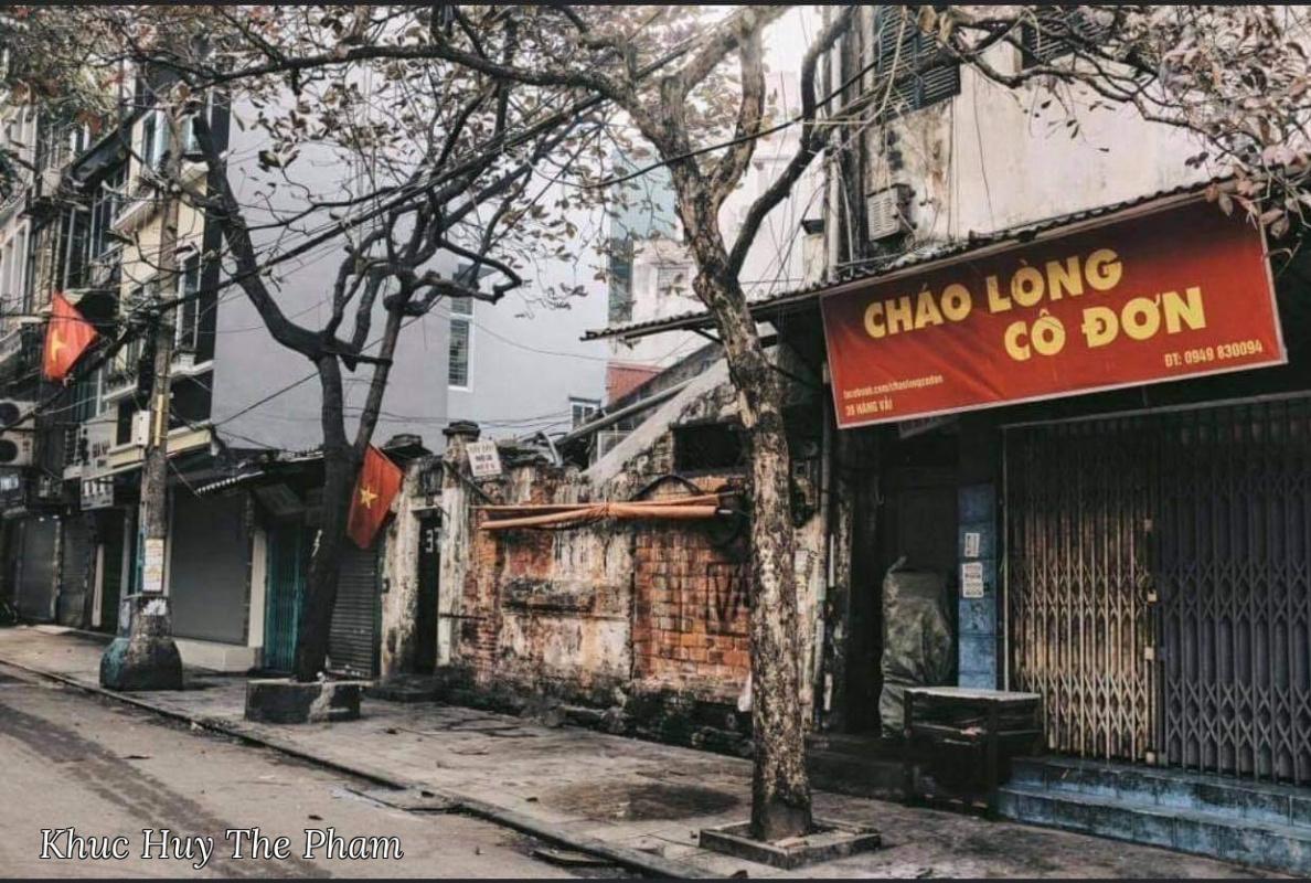 Khuc Huy The Pham. Chao Long Co Don 2018