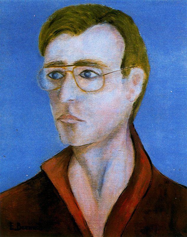 Энрике Бернад. Портрет 1