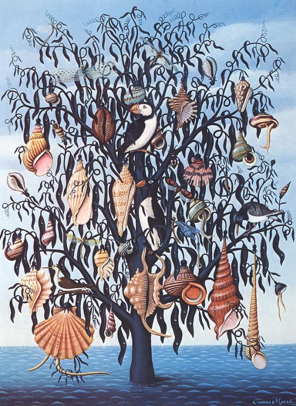 Джеймс Марш. Фруктовое дерево